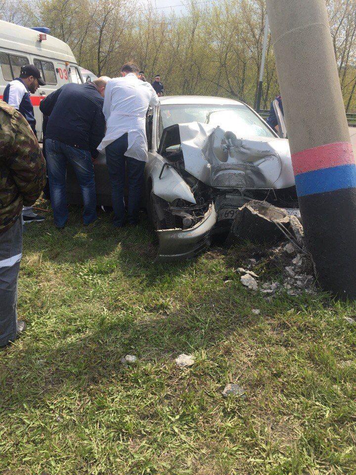 В ГИБДД рассказали, из-за чего в Прокопьевске происходят ДТП