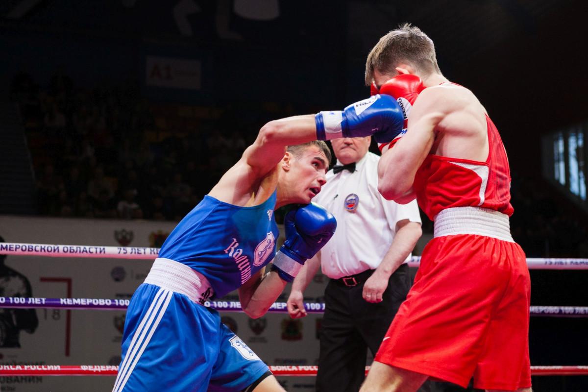 Прокопчанин стал победителем всероссийских соревнований по боксу на призы Юрия Арбачакова