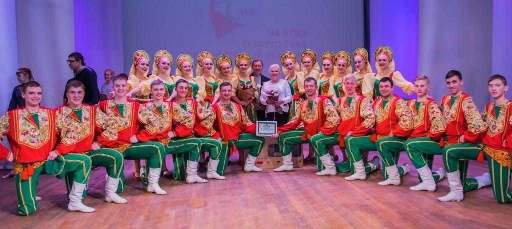 В Прокопьевске состоится юбилейный концерт заслуженного коллектива «Сибирские выкрутасы»