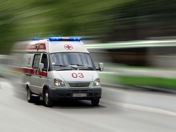 В Киселевске автоледи сбила пешехода, перепутав педали тормоза и газа
