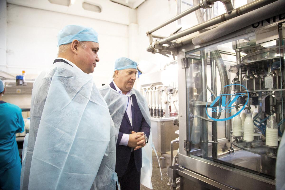 В Кузбассе стартовал региональный проект «Стакан молока в день – каждому работающему»