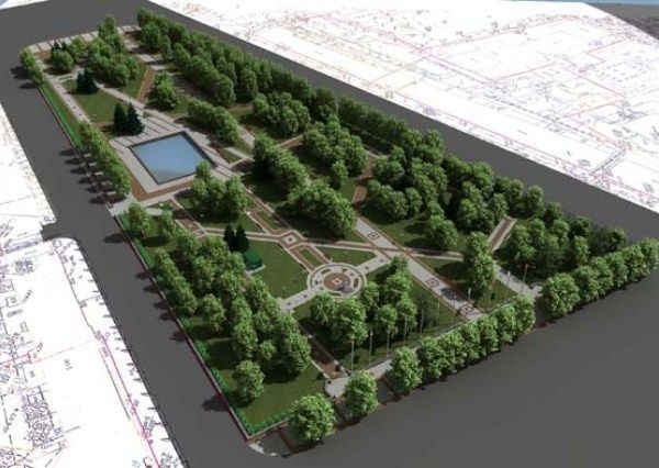 Прокопьевск выбирает лучший проект нового места массового отдыха