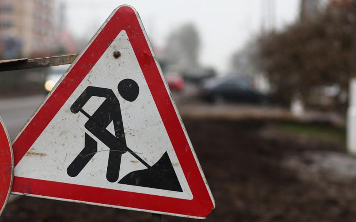 Из-за подвижек грунта просел участок автодороги Новокузнецк - Бийск