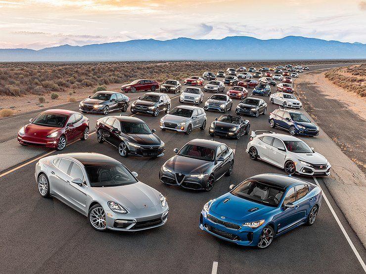Эксперты составили ТОП-5 самых экономичных автомобилей