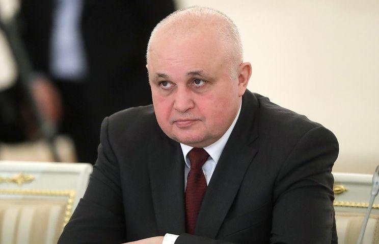 Стало известно, сколько заработал Сергей Цивилев за 2017 и начало 2018 гг