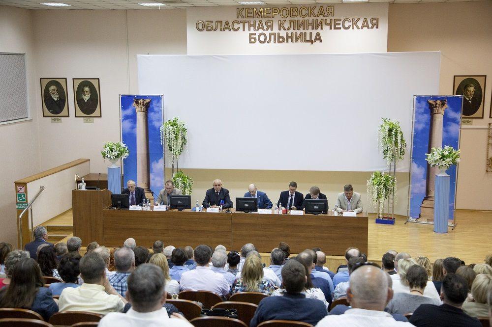 В Кузбассе намерены открыть второй в России координационный центр трансплантологии