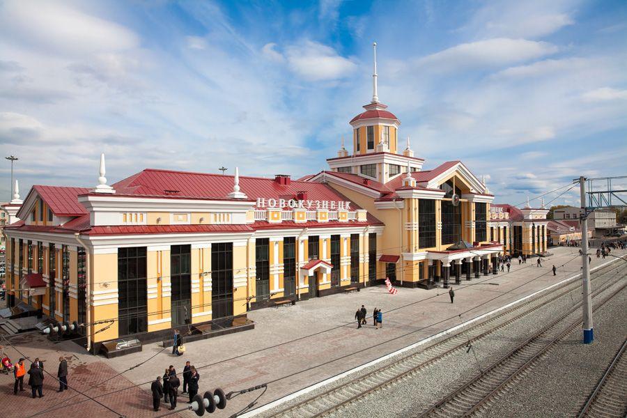 В Новокузнецке на вокзале открыли круглосуточный тренажерный зал