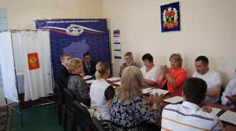 В Кузбассе выбран новый председатель областной избирательной комиссии