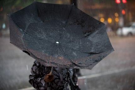 Синоптики снова обещают грозы, град и сильный ветер