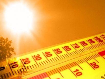 В Кузбассе аномальная жара: спасатели напоминают правила безопасности