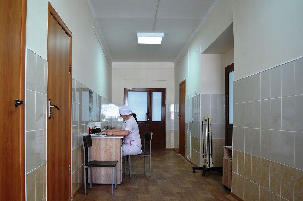 В Прокопьевске после ремонта вновь начал прием дневной стационар городской поликлиники