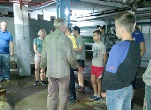 В Прокопьевске начал работу подростковый трудовой отряд