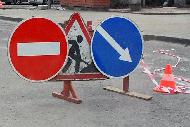 Вниманию водителей! Ж/д переезд на пр. Шахтеров временно закроют для движения транспорта