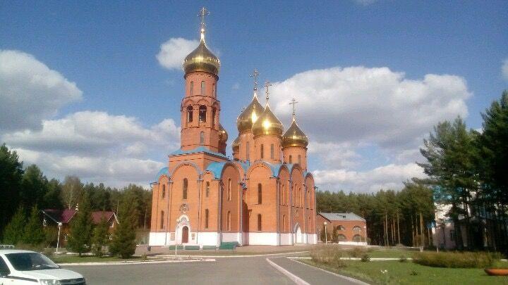 В Прокопьевск привезут православную святыню