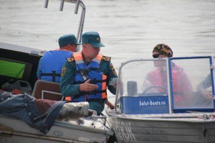 Более 200 нарушителей на воде выявлено в Кузбассе с начала сезона навигации