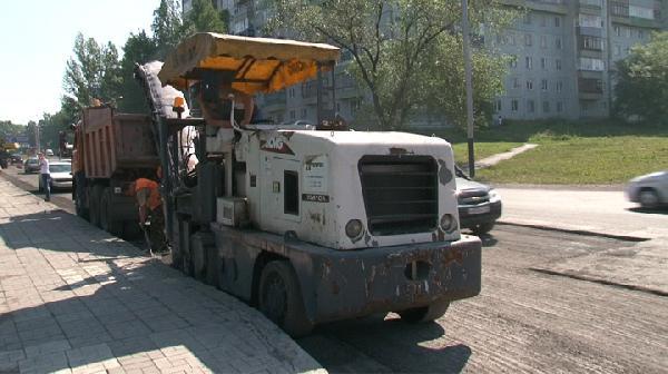 В Прокопьевске с весны восстановлено более 45 тысяч кв м дорожного полотна: где продолжается ремонт