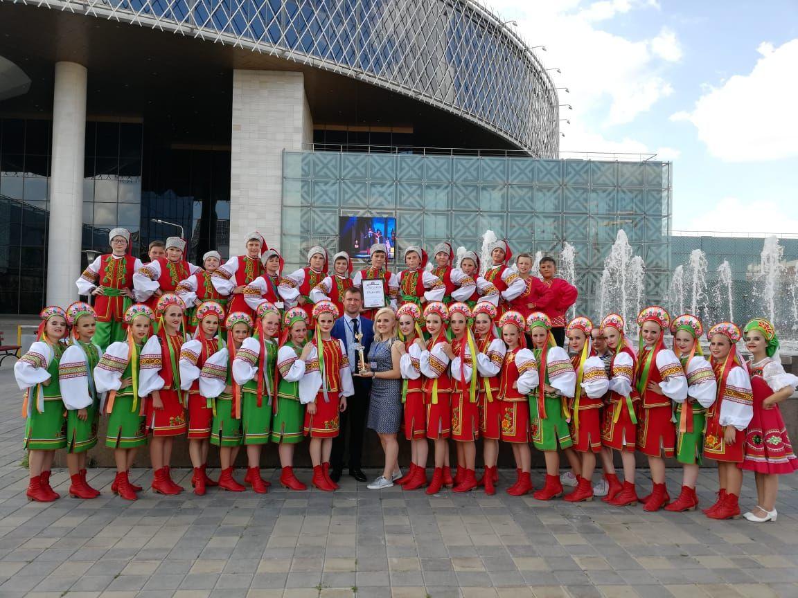 Прокопьевские танцоры завоевали гран-при международного конкурса