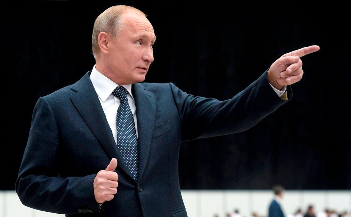 Владимир Путин впервые прокомментировал пенсионную реформу