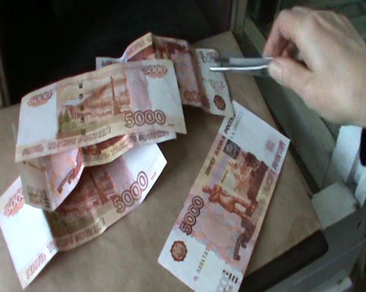 Жительницы Кузбасса сбыли на территории области 16 поддельных 5-тысячных купюр