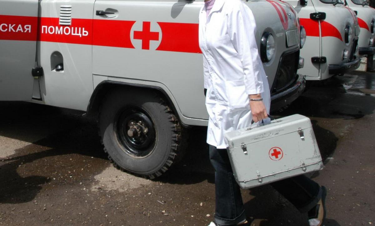 В Кузбассе погиб ребенок, упав с высоты 9 этажа