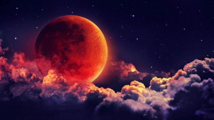 Прокопчане смогут увидеть уникальное лунное затмение