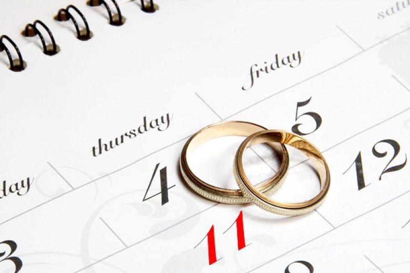 Госдума приняла закон, разрешающий россиянам самостоятельно выбирать дату регистрации брака