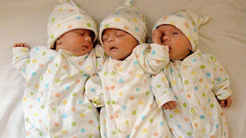 В Кузбассе родилась четвертая в этом году тройня
