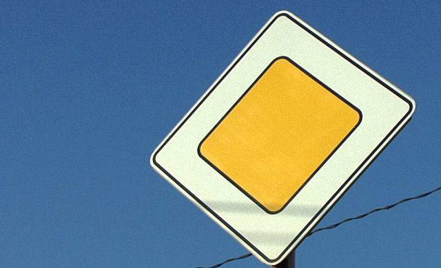 Кто тут главный? В Прокопьевске будут изменены правила движения транспорта на перекрестке в районе Кирзавода