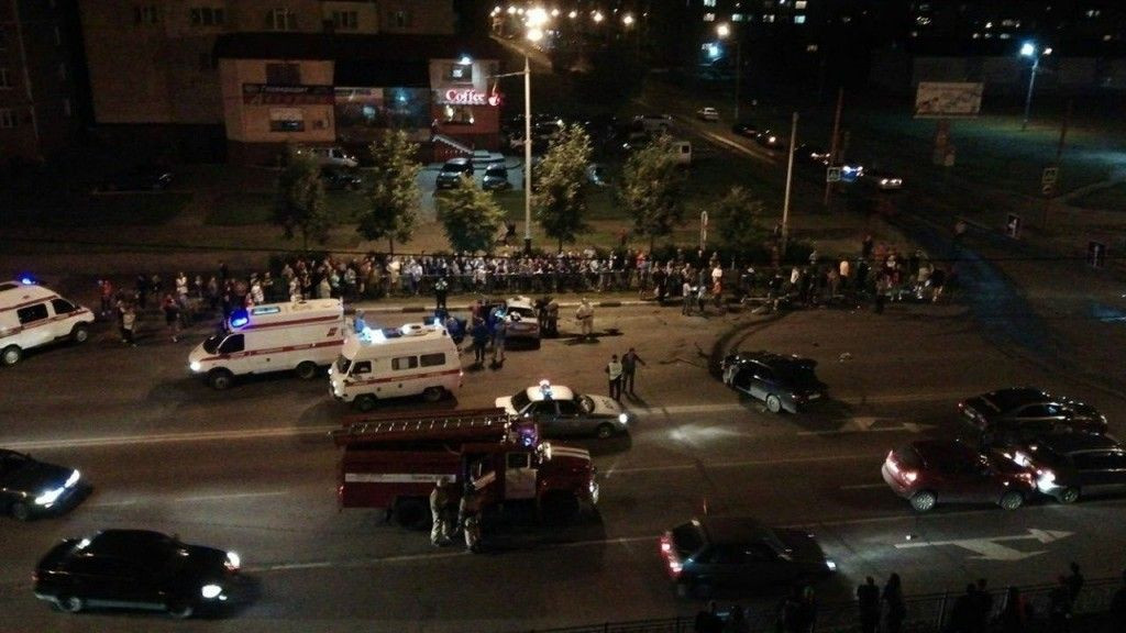Смертельное ДТП произошло в Междуреченске на перекрестке (фото, видео)