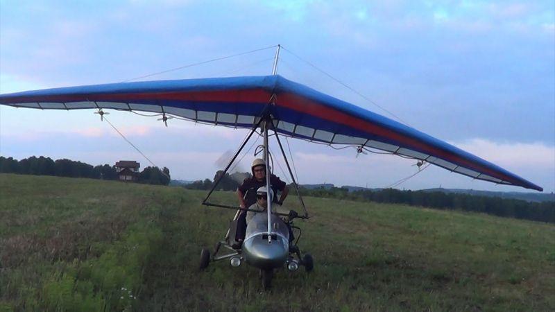 Полицейские Кузбасса начали применять авиацию для борьбы с коноплей (сюжет)