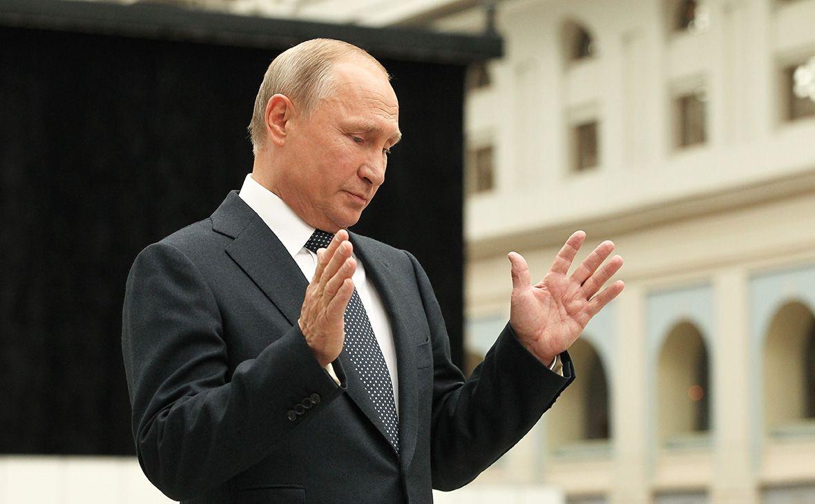Путин окончательно утвердил повышение НДС