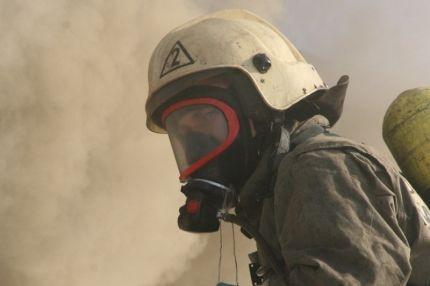 В Прокопьевске при пожаре спасены три человека