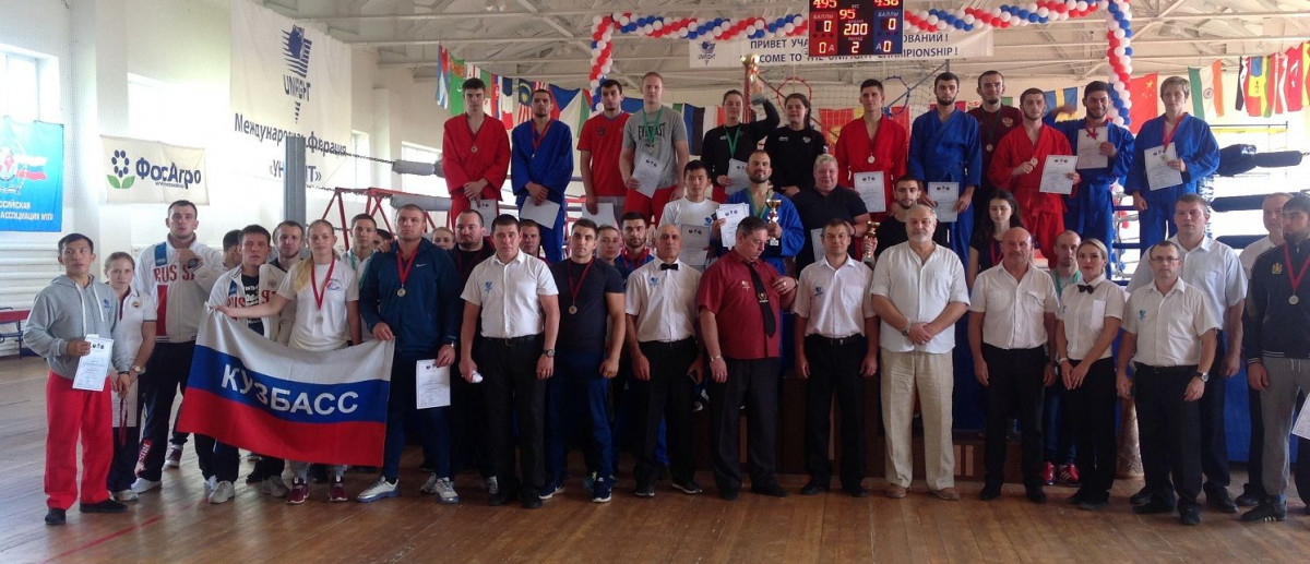 Прокопьевские универсальные бойцы завоевали медали Чемпионата Европы