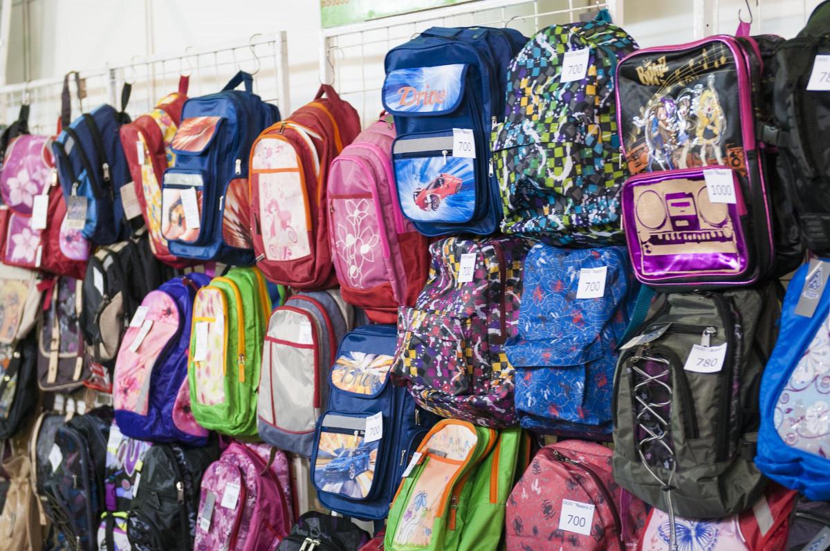 «Первое сентября – каждому школьнику»: в Прокопьевске помощь получат более 500 детей
