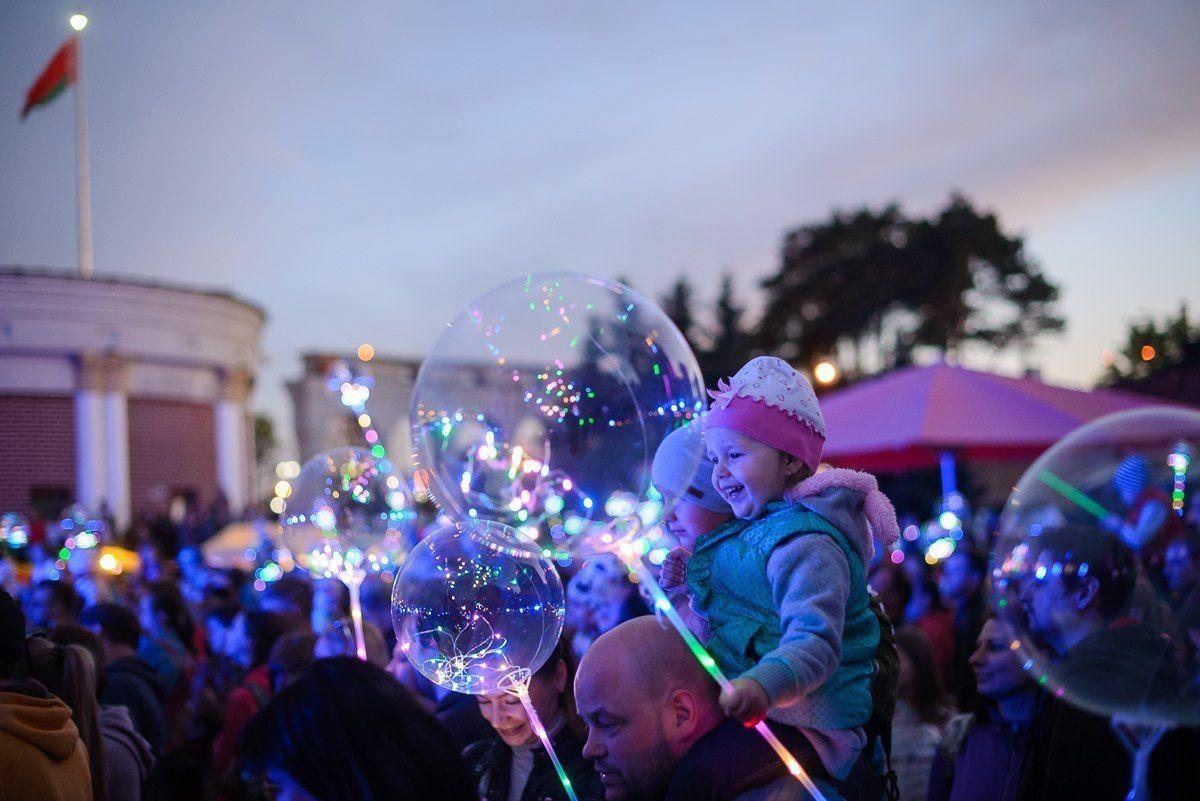 В Прокопьевске впервые пройдет Фестиваль волшебных шаров