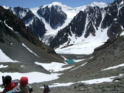 В горах Алтая погиб альпинист из Кузбасса