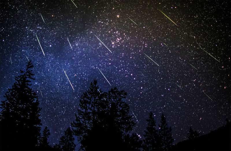 Прокопчане смогут наблюдать самый красивый звездопад года