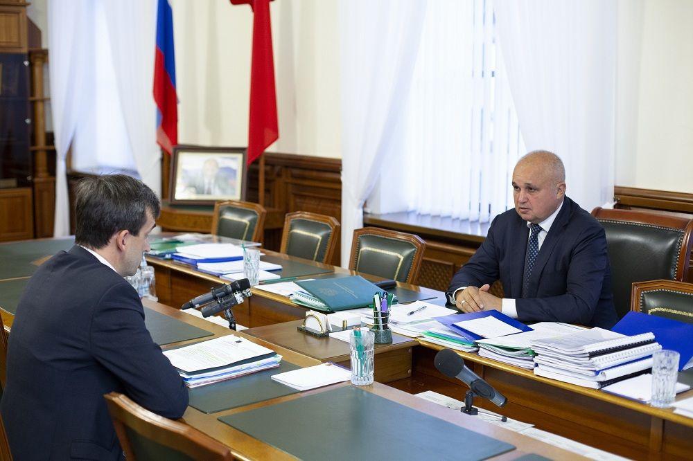 Кузбасс получит из федерального бюджета дополнительно 700 млн руб