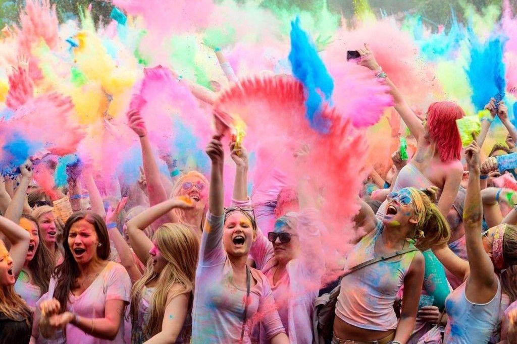 В Прокопьевске на фестивале красок состоится масштабный розыгрыш призов