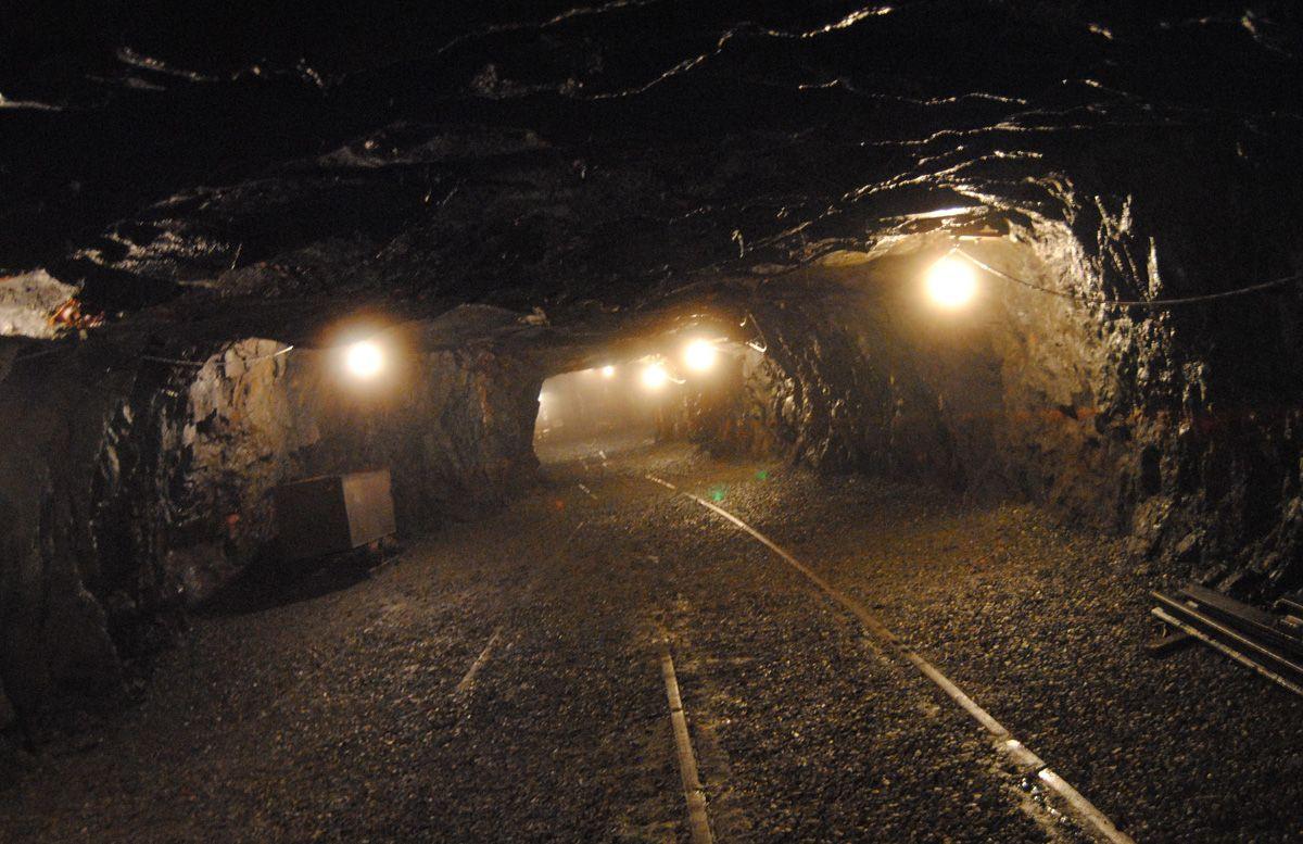 В Прокопьевском районе на шахте произошло возгорание