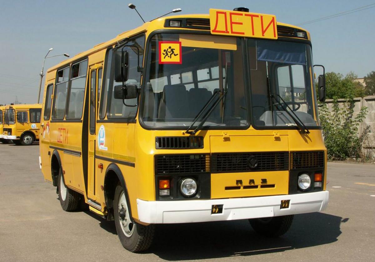 В Прокопьевске проверили готовность школьных автобусов и их водителей к перевозке детей
