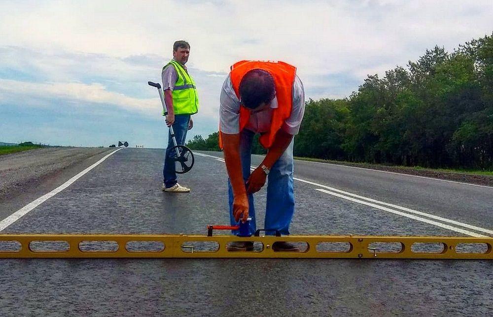 Качество ремонта дорог на территориях Кузбасса проверяет специальная комиссия