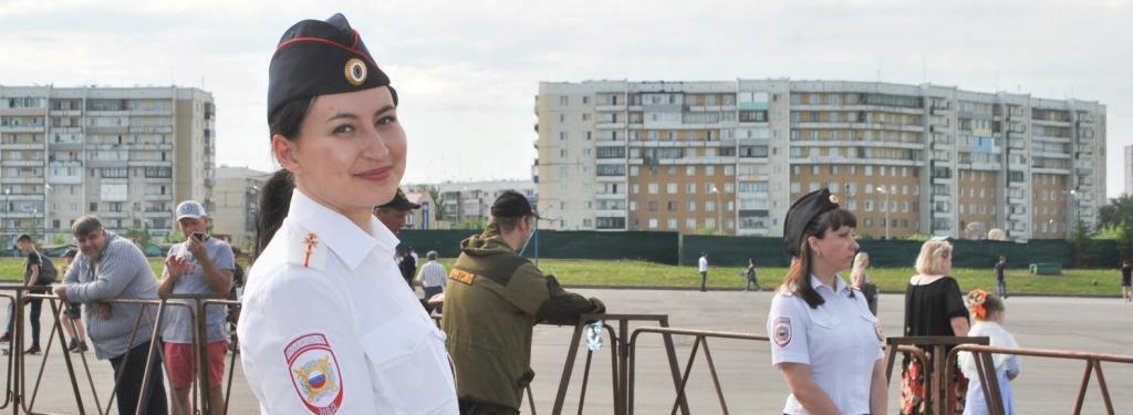 В Кузбассе полиция перешла на усиленный режим работы