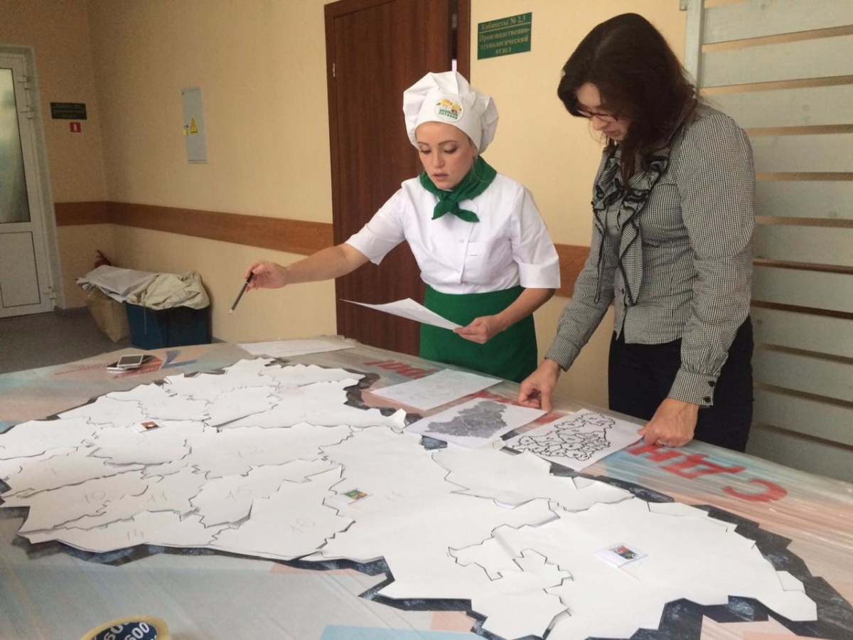 В Кузбассе в честь Дня Шахтера испекут 30-килограммовый торт