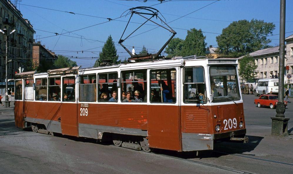 СМИ: Прокопьевские трамваи уйдут с молотка