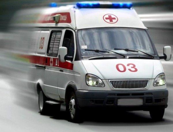 В Кузбассе 2-летний ребенок упал с балкона пятого этажа