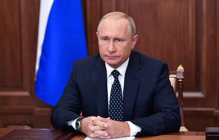 Владимир Путин предлагает смягчить пенсионную реформу