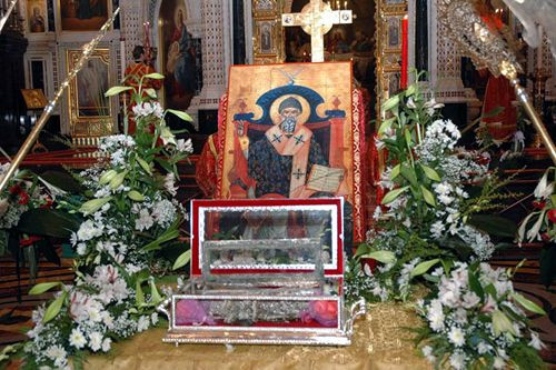В Кузбасс привезут величайшую православную святыню