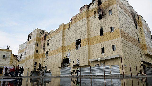 """Следователи считают необходимым продлить арест руководителю тушения пожара в """"Зимней вишне"""""""