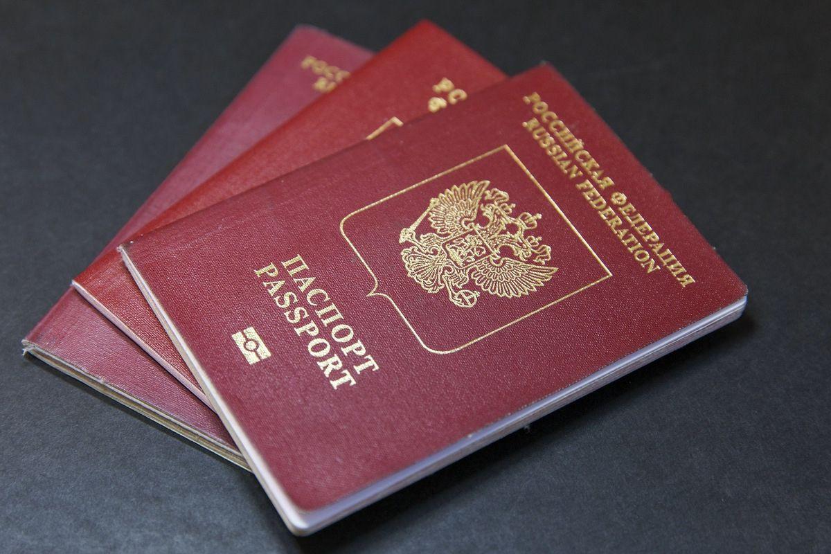 В России упрощена процедура получения загранпаспорта
